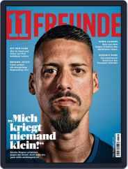 11 Freunde (Digital) Subscription September 1st, 2017 Issue