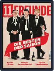 11 Freunde (Digital) Subscription July 1st, 2017 Issue