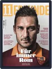 11 Freunde (Digital) Subscription June 1st, 2017 Issue