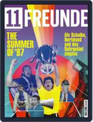 11 Freunde (Digital) Subscription May 1st, 2017 Issue