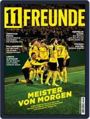 11 Freunde (Digital) Subscription March 28th, 2017 Issue