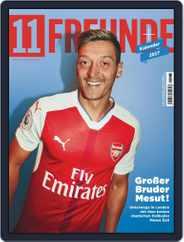 11 Freunde (Digital) Subscription December 1st, 2016 Issue