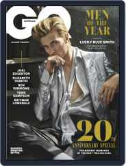 GQ Australia (Digital) Subscription December 1st, 2018 Issue