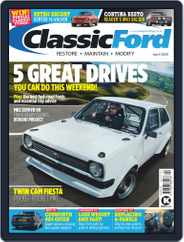 Classic Ford (Digital) Subscription April 1st, 2020 Issue