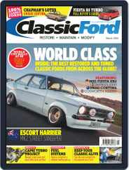 Classic Ford (Digital) Subscription March 1st, 2020 Issue