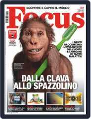 Focus Italia (Digital) Subscription July 1st, 2019 Issue