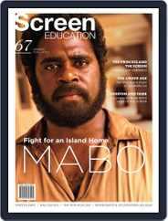Screen Education (Digital) Subscription October 1st, 2012 Issue