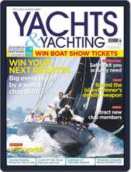 Yachts & Yachting (Digital) Subscription September 1st, 2019 Issue