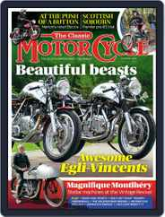 The Classic MotorCycle (Digital) Subscription August 1st, 2019 Issue