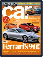 CAR UK (Digital) Subscription January 1st, 2020 Issue