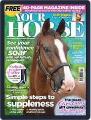 Your Horse (Digital) Subscription January 1st, 2020 Issue
