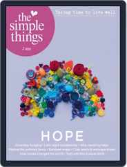 The Simple Things (Digital) Subscription June 1st, 2020 Issue