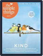The Simple Things (Digital) Subscription April 1st, 2020 Issue