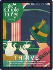 The Simple Things (Digital) Subscription February 1st, 2020 Issue
