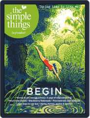 The Simple Things (Digital) Subscription September 1st, 2019 Issue