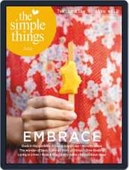 The Simple Things (Digital) Subscription July 1st, 2019 Issue