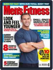 Men's Fitness UK (Digital) Subscription July 1st, 2020 Issue