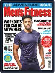 Men's Fitness UK (Digital) Subscription March 1st, 2020 Issue