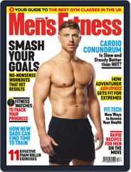 Men's Fitness UK (Digital) Subscription December 1st, 2019 Issue