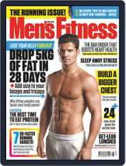 Men's Fitness UK (Digital) Subscription June 1st, 2019 Issue