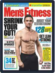 Men's Fitness UK (Digital) Subscription May 1st, 2019 Issue
