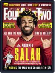 Australian FourFourTwo (Digital) Subscription March 1st, 2018 Issue