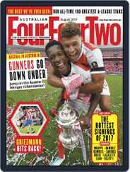 Australian FourFourTwo (Digital) Subscription August 1st, 2017 Issue