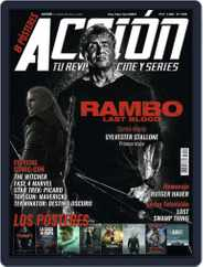 Accion Cine-video (Digital) Subscription September 1st, 2019 Issue