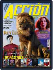 Accion Cine-video (Digital) Subscription July 1st, 2019 Issue
