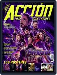 Accion Cine-video (Digital) Subscription April 1st, 2019 Issue