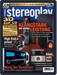 stereoplay (Digital) Subscription January 1st, 2019 Issue