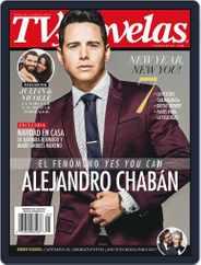 Tvynovelas Usa (Digital) Subscription December 1st, 2016 Issue