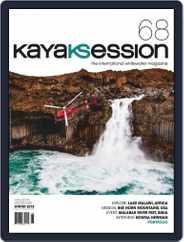 Kayak Session (Digital) Subscription October 1st, 2018 Issue