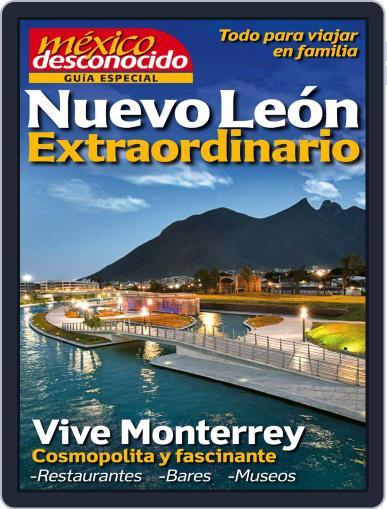 Guía México Desconocido October 20th, 2014 Digital Back Issue Cover