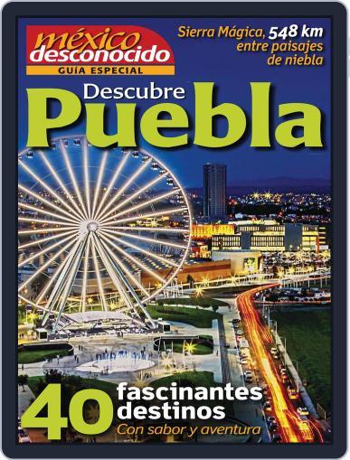 Guía México Desconocido March 3rd, 2014 Digital Back Issue Cover