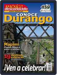 Guía México Desconocido (Digital) Subscription June 30th, 2013 Issue