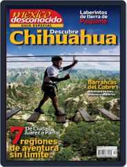 Guía México Desconocido (Digital) Subscription November 10th, 2012 Issue