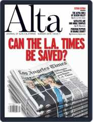 Journal of Alta California (Digital) Subscription March 15th, 2019 Issue