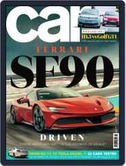CAR UK (Digital) Subscription August 1st, 2020 Issue