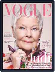 British Vogue Magazine (Digital) Subscription June 1st, 2020 Issue