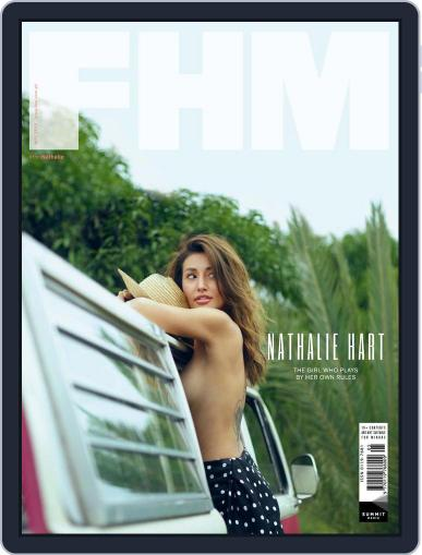 FHM Philippines May 1st, 2018 Digital Back Issue Cover