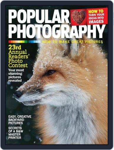 Popular Photography March 1st, 2017 Digital Back Issue Cover