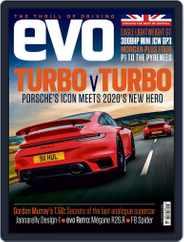 Evo Magazine (Digital) Subscription August 1st, 2020 Issue