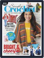 Simply Crochet Magazine (Digital) Subscription September 15th, 2020 Issue