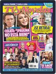 Tvynovelas Magazine (Digital) Subscription May 25th, 2020 Issue