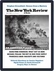 The New York Review of Books Magazine (Digital) Subscription June 11th, 2020 Issue