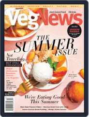 VegNews Magazine (Digital) Subscription June 11th, 2020 Issue