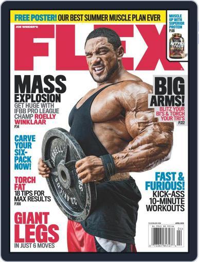 Flex April 1st, 2018 Digital Back Issue Cover