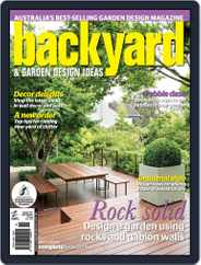 Backyard and Outdoor Living Magazine (Digital) Subscription May 2nd, 2014 Issue