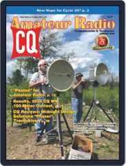 CQ Amateur Radio Magazine (Digital) Subscription August 1st, 2020 Issue